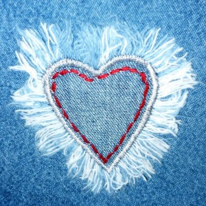 frayed heart