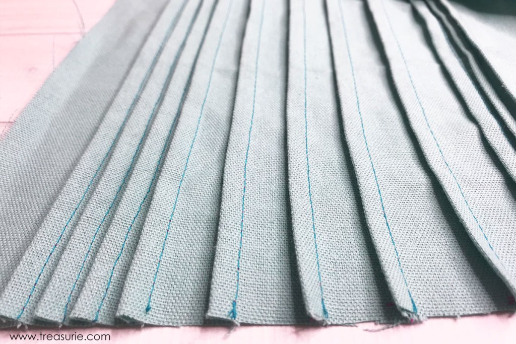 how to sew a pintuck