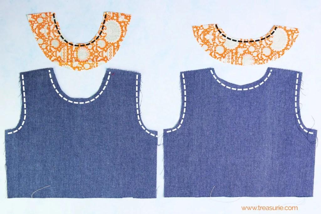 stay stitching