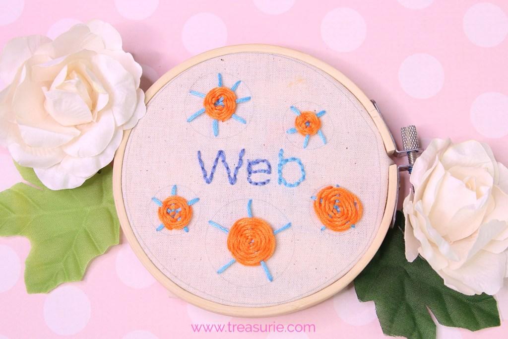 web stitch