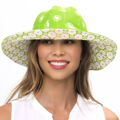 hat sewing pattern