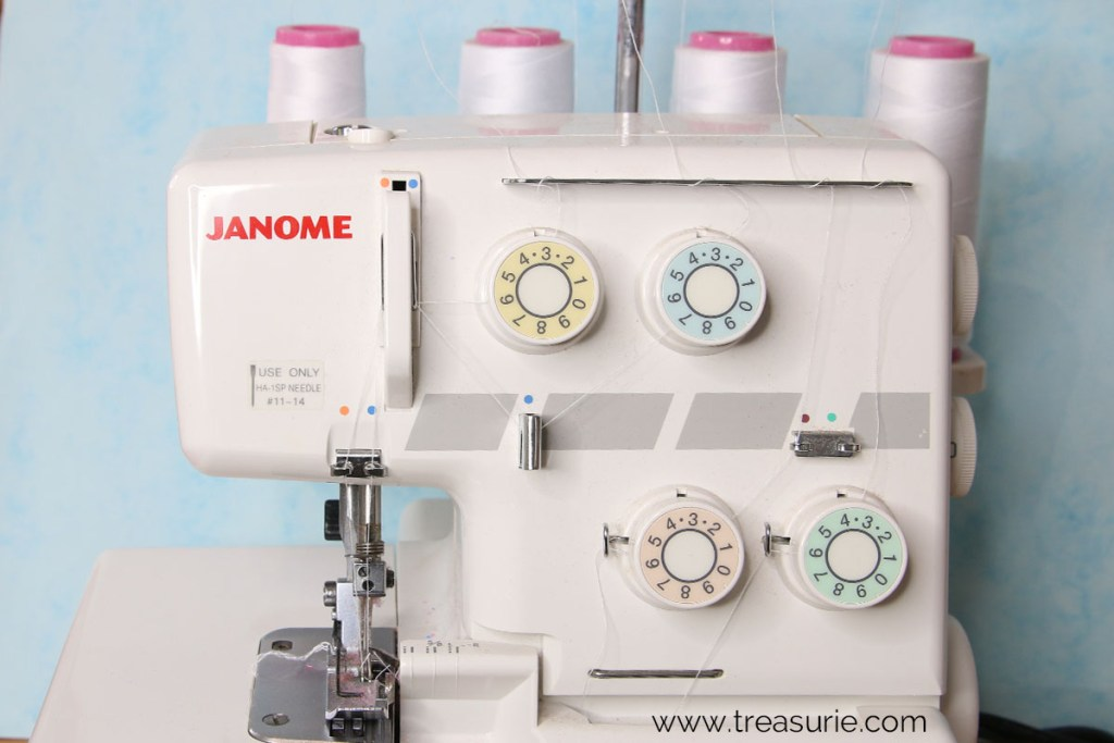 4 thread serger