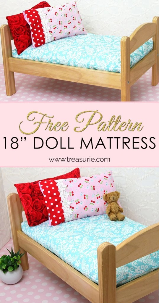 How to Make a Doll Mattress