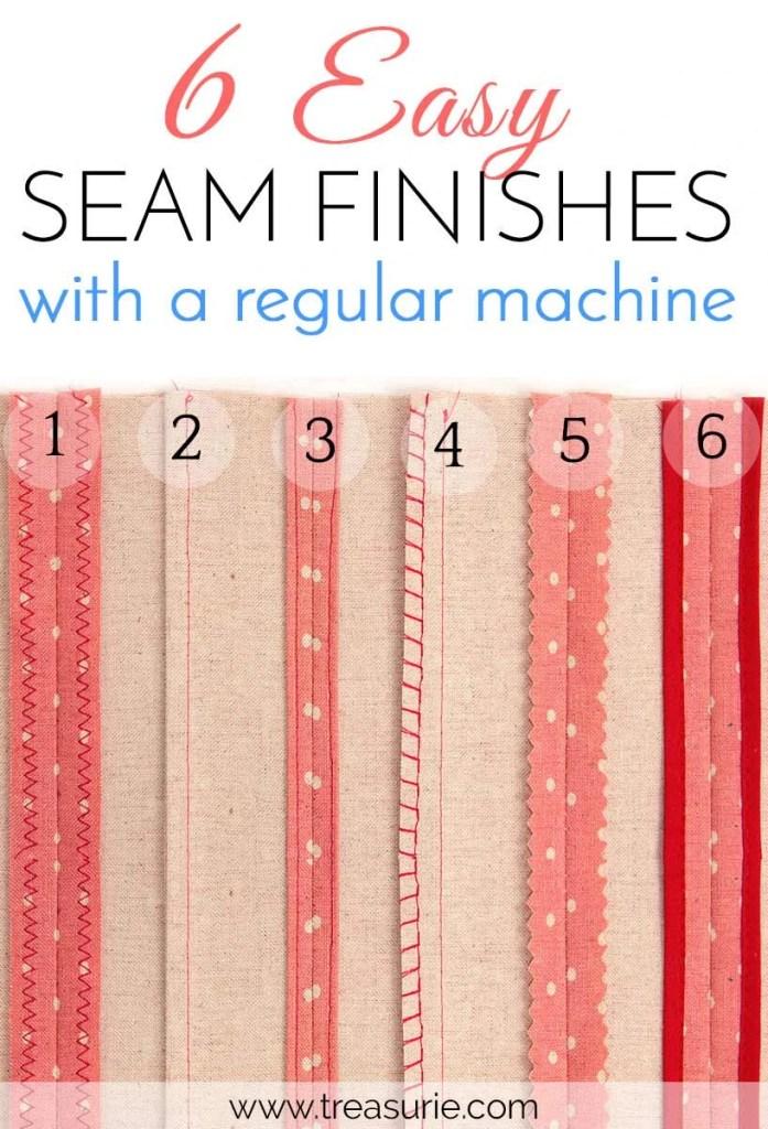 seam finishes