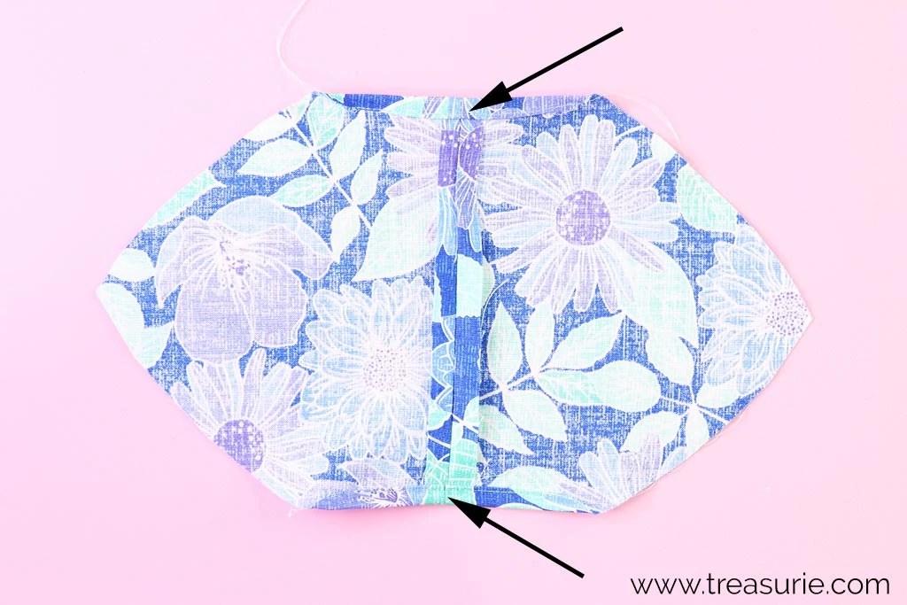 dog bandana pattern step 2