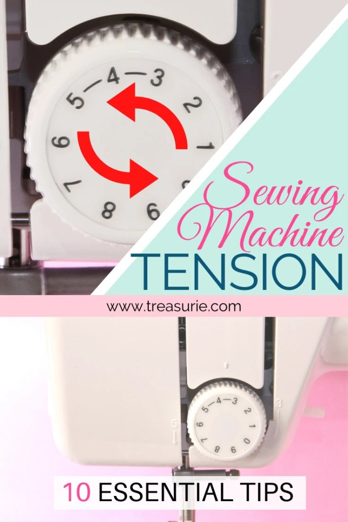 sewing machine tension
