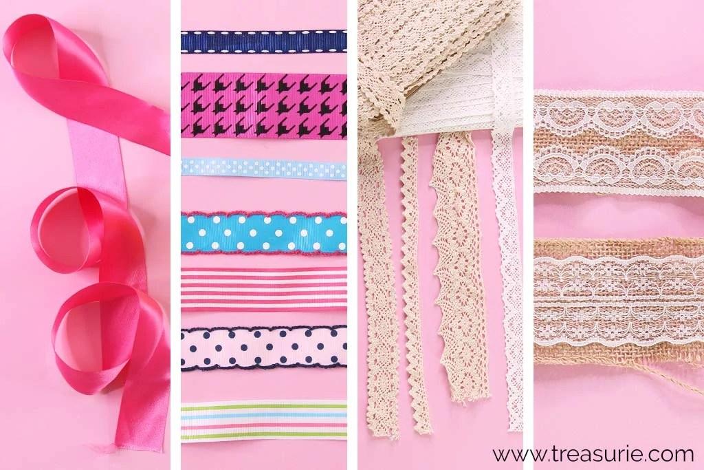 types of ribbon