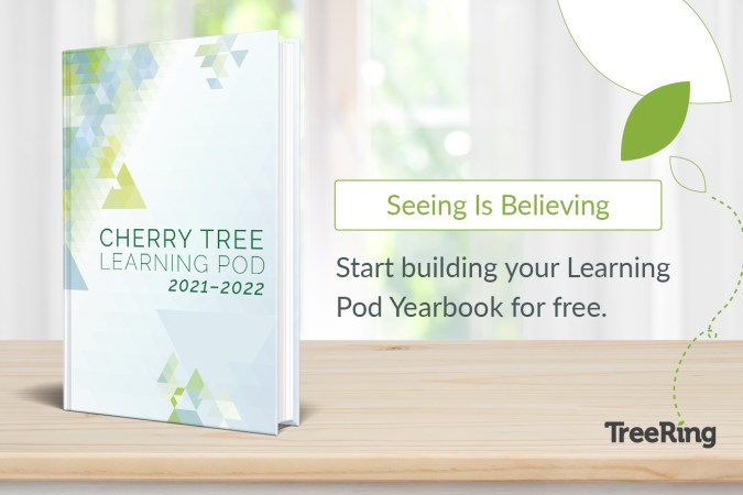 Link to build your Learning Pod Yearbook