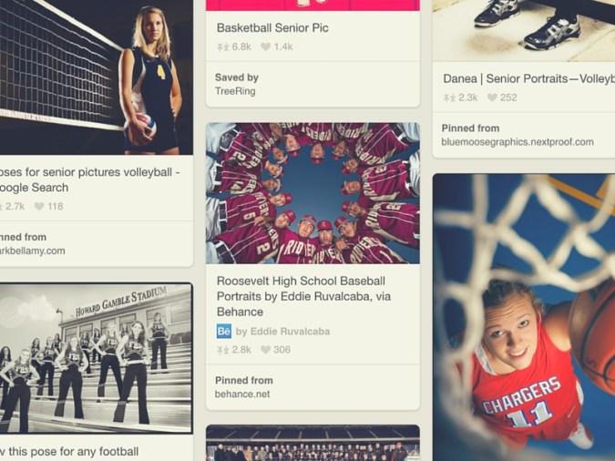 The Best Sports Team Photo Ideas We Found on Pinterest