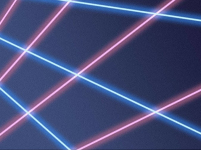 laser photo background for throwback yearbook theme