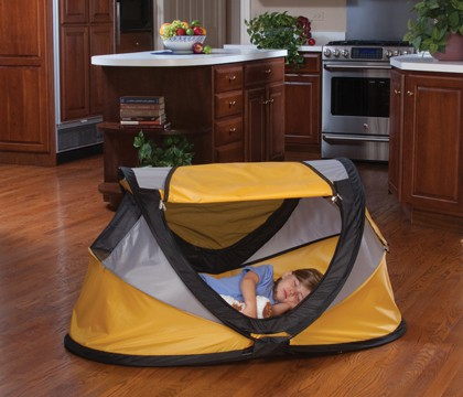 Monday Madness Win a Kidco Peapod Tent & Best Travel Cribs for Babies (and their Traveling Families)