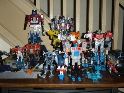 Optimus Primes