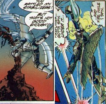 Hawk Wing Comparison