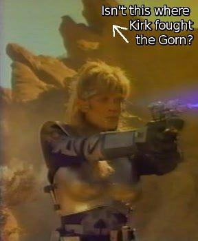 Kirk's Rock
