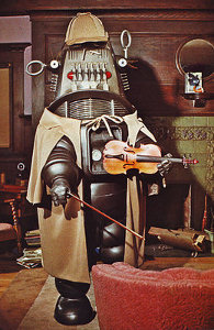 Robot Sherlock