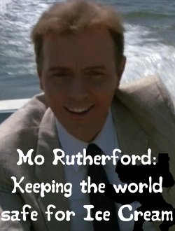 Mo Rutherford: Keeping the world safe for Ice Cream