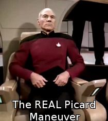 The Picard Maneuver
