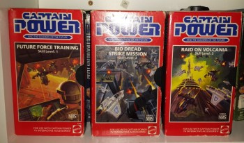 Captain Power and the Soldiers of the Future Training Videos