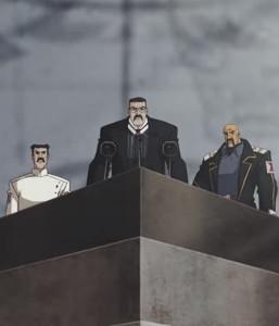 War of the Worlds: Goliath - Roosevelt, Tesla, Kushnirov