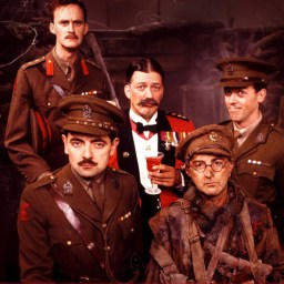 Blackadder Goes Forth. Image from bbc.co.uk