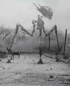 The Great Martian War: Iron Spider