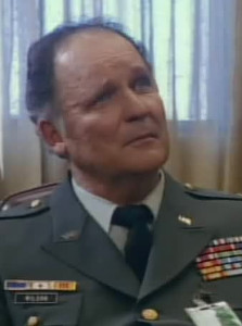 War of the Worlds: John Vernon as General Hank Wilson