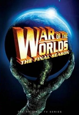 War of the Worlds Season 2 DVD