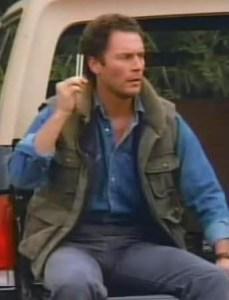 Jared Martin as Harrison Blackwood