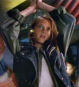 Rachel Blanchard in War of the Worlds