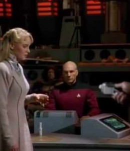 Star Trek the Next Generation: The Vengeance Factor