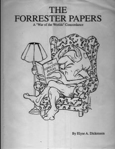 The Forrester Papers by Elyse Dickenson
