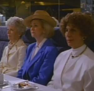 War of the Worlds: Maxine Miller, Billie Mae Richards and Anne Mirvish