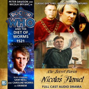 Big Finish - Doctor Who and the Diet of Worms 1521