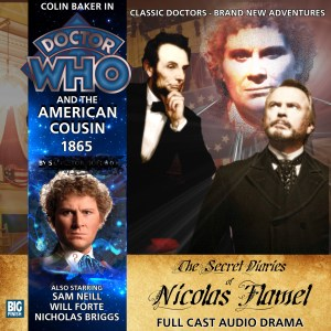 Big Finish: Doctor Who and the American Cousin