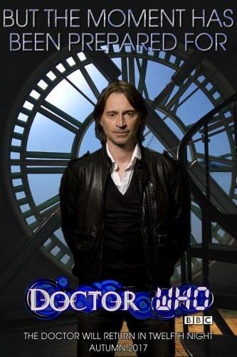 Robert Carlyle as Doctor Who