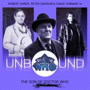 Robert Hardy, David Tennant and Peter Davison