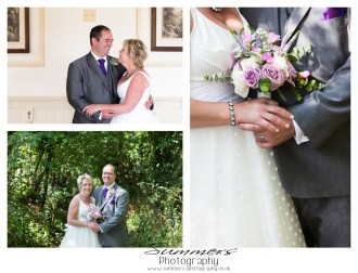 Emma and Daryn 2015 - Bouquets