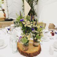 Marque - Jam Jar Countryside Wedding