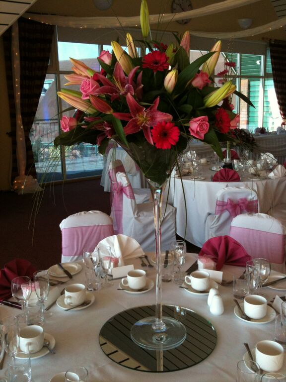 October 2012 - Table Centre (1)