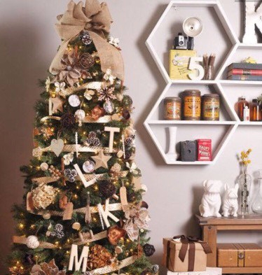 Top 10 Decorated Christmas Trees