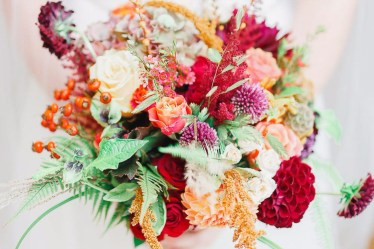 Seasonal Autumn Weddings Blog | Triangle Nursery Ltd