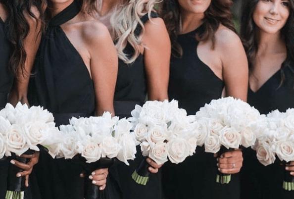 Bridesmaids Black Dresses.png