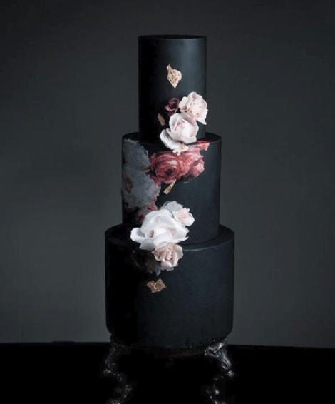 Wedding Cake Black