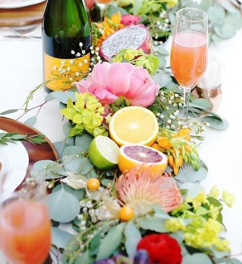 Summer Citrus Inspiration