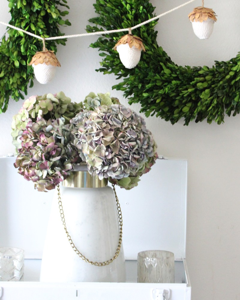 fall-flower-arrangement-dried-hydrangea