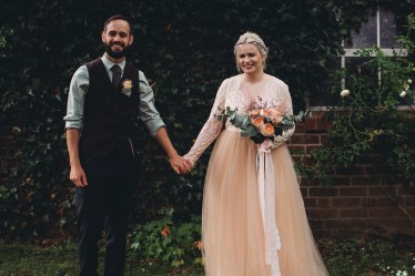 Discover Cat and Dave's DIY Wedding Story