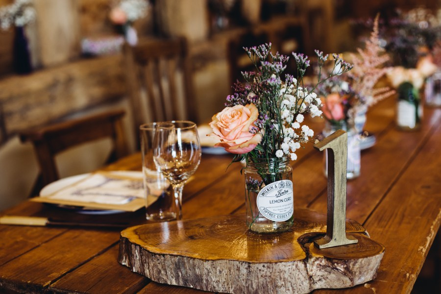 Discover Cat and Dave's DIY Wedding Flower Experience