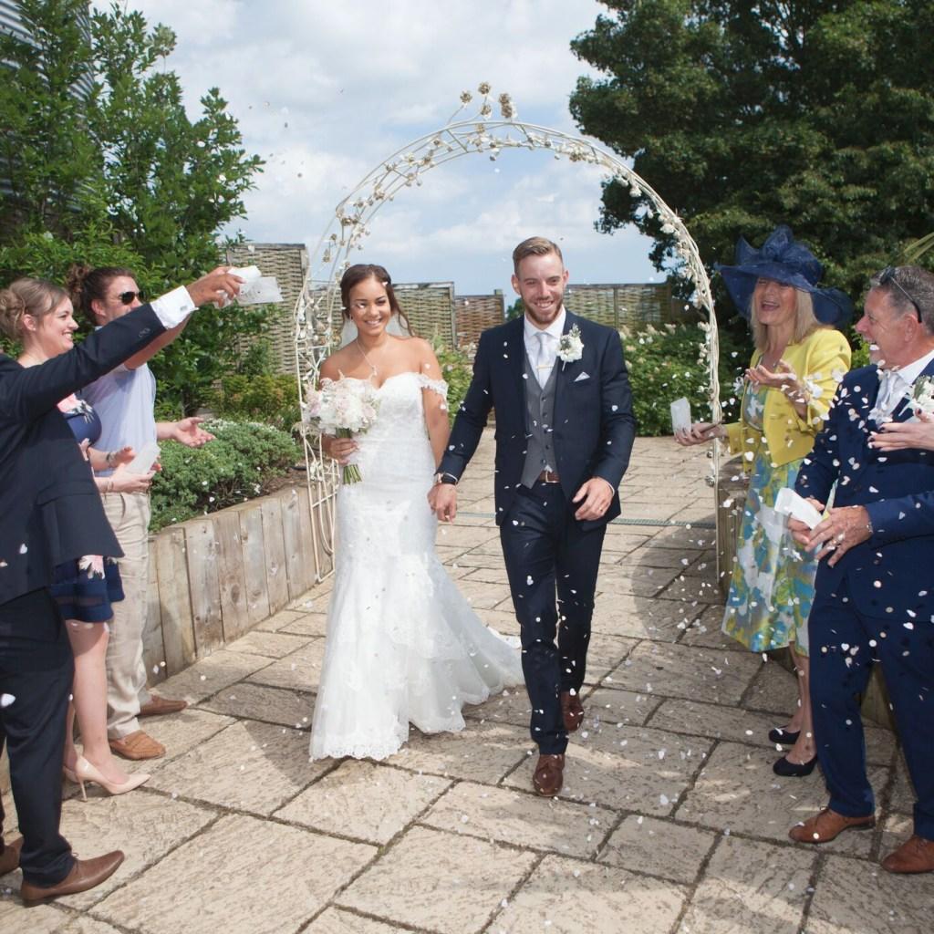 Suffolk Brides - Triangle Nursery Ltd