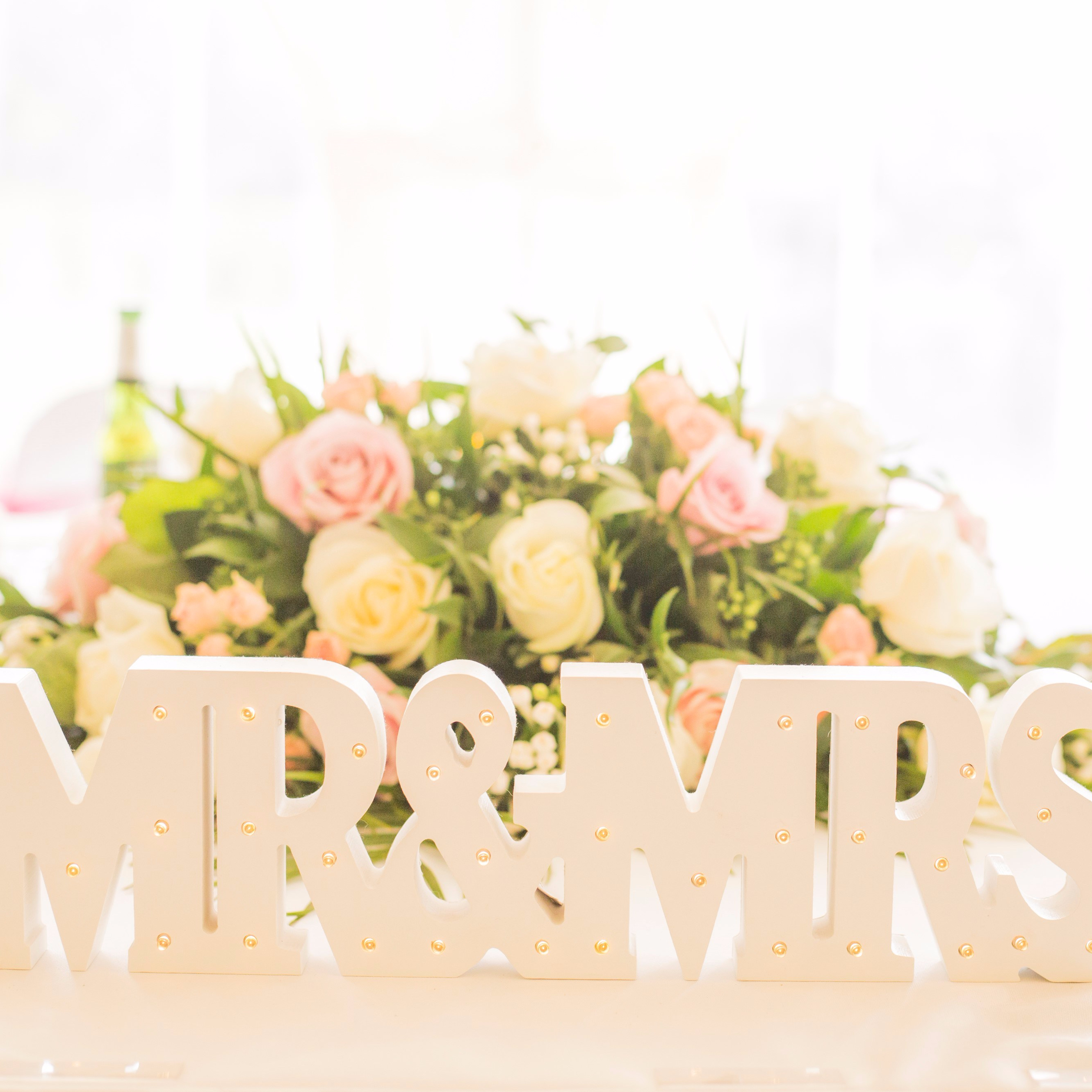 Danielle & Duncan - Real Wedding Suffolk Florist