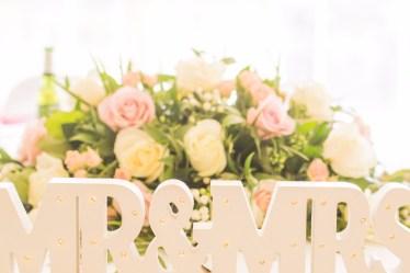 Danielle & Duncan - Real Wedding Suffolk Florist